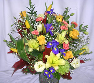 Bouquet of Flowers - Flowers By Grace, Florist, Enniscorthy, Co. Wexford