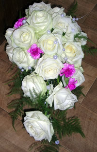 Wedding Flowers,  Wedding Bouquets - Flowers By Grace, Florist, Enniscorthy, Co. Wexford